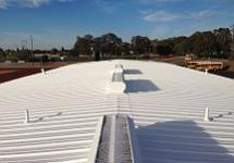 Metal Roof Coatings by Mast Roofing