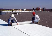 Single Ply Membrane Roof Coatings by Mast Roofing